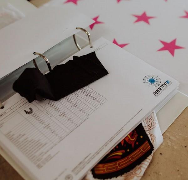 Ficha Técnica de Ditex para Serigrafía Textil