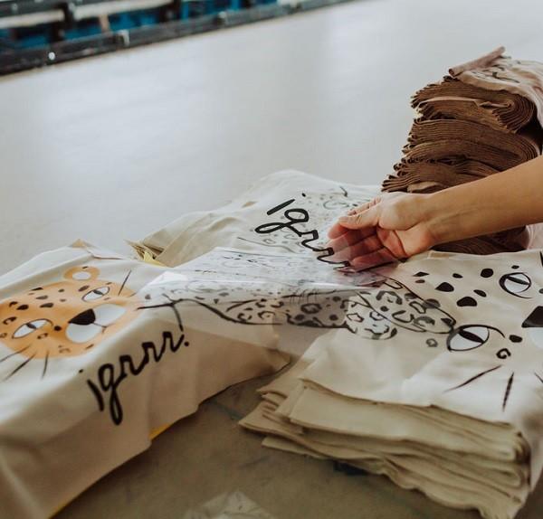 Mica para Serigrafia textil en Ditex