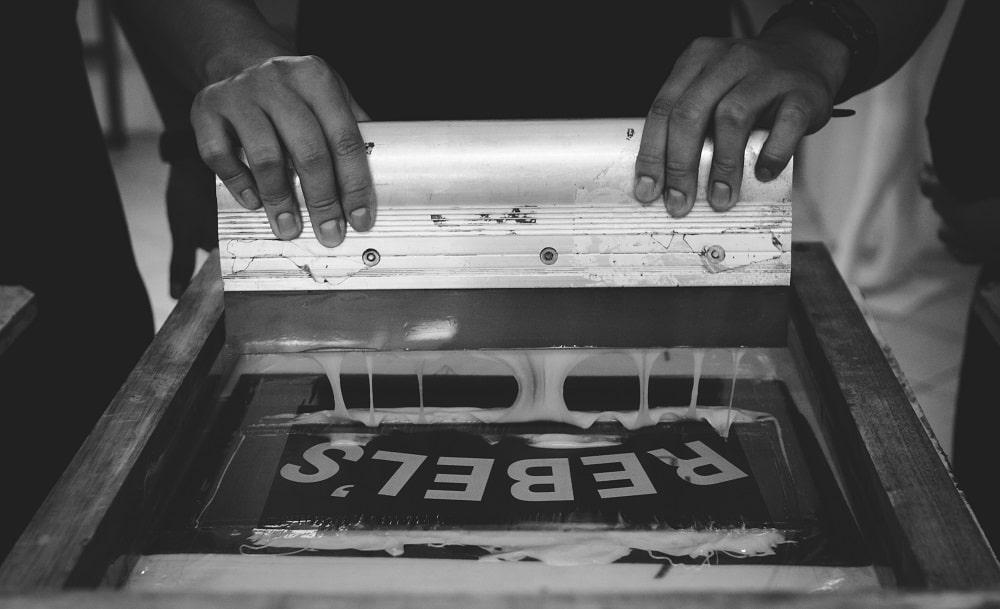 Taller de Serigrafía Textil en Ditex